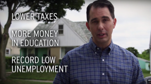 Read full article: Day After Evers Wins Democratic Primary, Walker Proposes New Tax Credits
