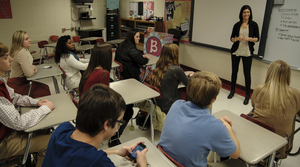 Read full article: Banning Cellphones In Classrooms Is Helping Students Be Less Distracted, Staff Say