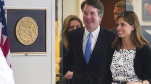 Supreme Court nominee Brett Kavanaugh