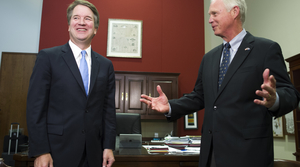 Read full article: Sen. Johnson Supports Kavanaugh After Reading FBI Report