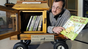 Read full article: Todd Bol, Founder Of Little Free Library, Dies At 62