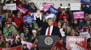 Read full article: President Donald Trump Rallies State Republicans In Visit To Mosinee