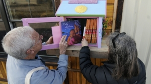 Read full article: Todd Bol's Legacy: Little Free Library Concept Evolves Across Wisconsin, Globe