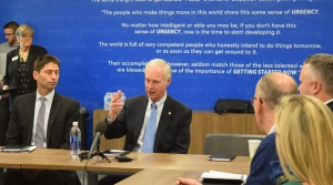 Read full article: Manufacturing, Farming, Hospitality Leaders Discuss Trade Concerns With Sen. Ron Johnson