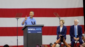 Read full article: In Milwaukee, Barack Obama Says This Election 'Might Be The Most Important Election Of Our Lifetimes'