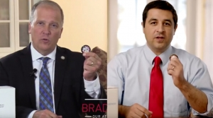 Read full article: AG Candidates Duel Over Coins, Rape Kits In Matching Ads