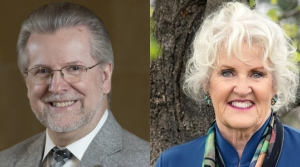 Candidates for Wisconsin's 93rd Assembly District, from left to right: Charlie Warner, photo courtesy of Charlier Warnerand Warren Petryk,photo courtesy of Warren Petryk.