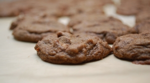 Read full article: Chocolate Chip Mocha Cookies