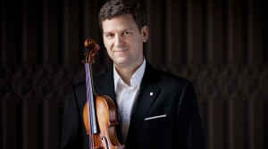 Photo of Violinist James Ehnes