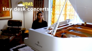 Read full article: Lara Downes: Tiny Desk (Home) Concert