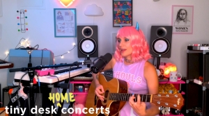Read full article: Sad13: Tiny Desk (Home) Concert