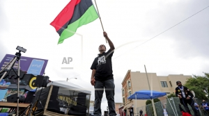 Read full article: At Milwaukee Protest Saturday, Jacob Blake's Uncle Calls For Arrest Of Kenosha Officer