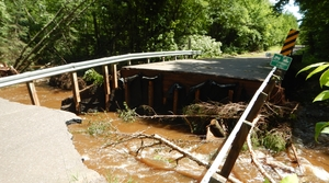 Read full article: Repairs Still Being Made To Forest Roads Damaged In Devastating 2016 Flood
