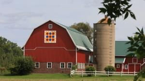 Shawano County barn quilt