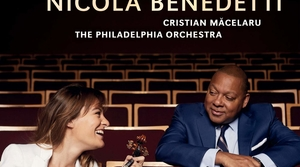 Read full article: Nicola Benedetti And Wynton Marsalis: Violin Concerto And Fiddle Dance Suite