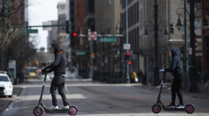 Read full article: Electric Scooters Arrive In More Wisconsin Cities