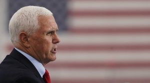 Read full article: Mike Pence Stumps In Central Wisconsin, Says COVID-19 Vaccine Coming In 2020
