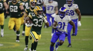 Read full article: Packers Advance To NFC Title Game After Win Over Rams