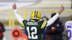 Read full article: Aaron Rodgers Named MVP, Charles Woodson Elected To Pro Football Hall Of Fame
