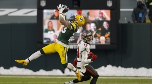 Read full article: Packers Lose NFC Title Game To Bucs At Lambeau Field