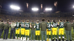 Read full article: GOP Bill Would Make It Illegal For Sports Venues To Skip National Anthem