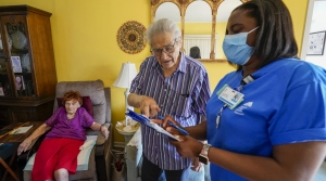 Read full article: Creating 'Healthier Communities': Milwaukee County Starts In-Home COVID-19 Vaccinations