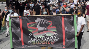 Read full article: Congress Quickly Agreed To Make Juneteenth A Federal Holiday. But Is It Just A Platitude?