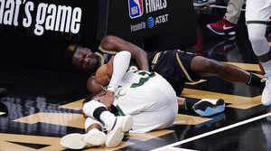 Read full article: Reports: No 'Structural Damage' To Antetokounmpo's Knee, But Return Unclear