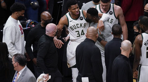 Read full article: Bucks Upgrade Giannis To Questionable For NBA Finals Opener