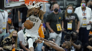 Read full article: 'Get The Job Done': A Game Away From A Title, Bucks Take Nothing For Granted