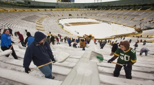 Read full article: As Heavy Snow Heads For Parts Of Wisconsin, Packers Put Out Call For Snow Shovelers