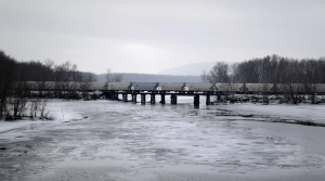Mississippi River in Prairie du Chien