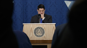 Read full article: Paul Ryan Urges Civility In Farewell Speech