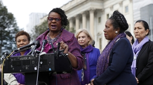 Gwen Moore, Violence Against Women Act