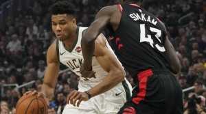 Read full article: Milwaukee Bucks Clinch Playoff Spot, Take On Last Season's Spoilers In Toronto