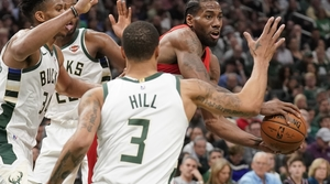 Read full article: Leonard Scores 35 As Raptors Beat Bucks, 105-99