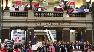 Read full article: Republicans Urge Evers To Sign Abortion Bills He Opposes