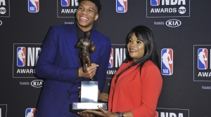 Read full article: Giannis Antetokounmpo Files Lawsuit To Stop 'Infringing' T-Shirts