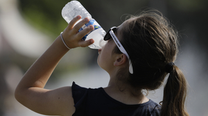 Read full article: Look For Signs Of Heat Stroke, Exhaustion As Hot Air Moves In