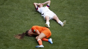 Read full article: Female Soccer Players Suffer Concussions More Often Than Men, And Researchers Are Paying Attention