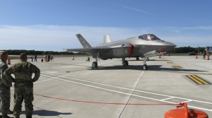 Read full article: Air Force: Madison Is Preferred Location For F-35 Fighter Jets