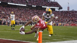 Read full article: San Francisco Runs Over Green Bay In NFC Championship