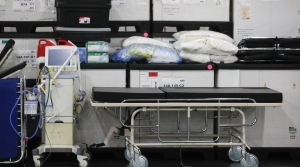 Read full article: State Officials Developing Guidelines For Scarce Medical Equipment