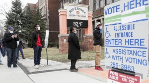 Read full article: Results Expected Monday In Chaotic Wisconsin Election