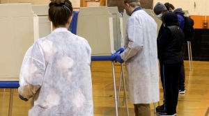 Read full article: Local Clerks Use Masks, Gowns, Gloves To Protect Poll Workers, Voters From COVID-19
