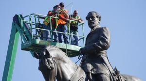 robert lee confederate statue floyd black lives racism