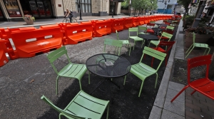 Read full article: Outdoor Dining Expanding In Wisconsin Cities As Pandemic Continues