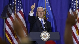 Read full article: Mike Pence Campaigns In Janesville: 'The Choice Is Clear'