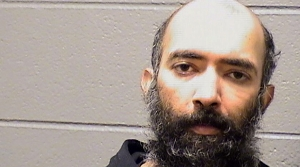 Aditya Singh, 36, is accused of hiding in a restricted area of the O'Hare International Airport in Chicago for three