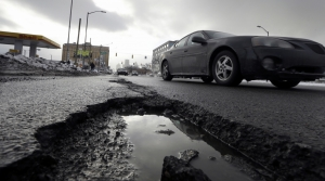 Read full article: Bumps In The Road: Record-Setting Winter Leads To More Potholes